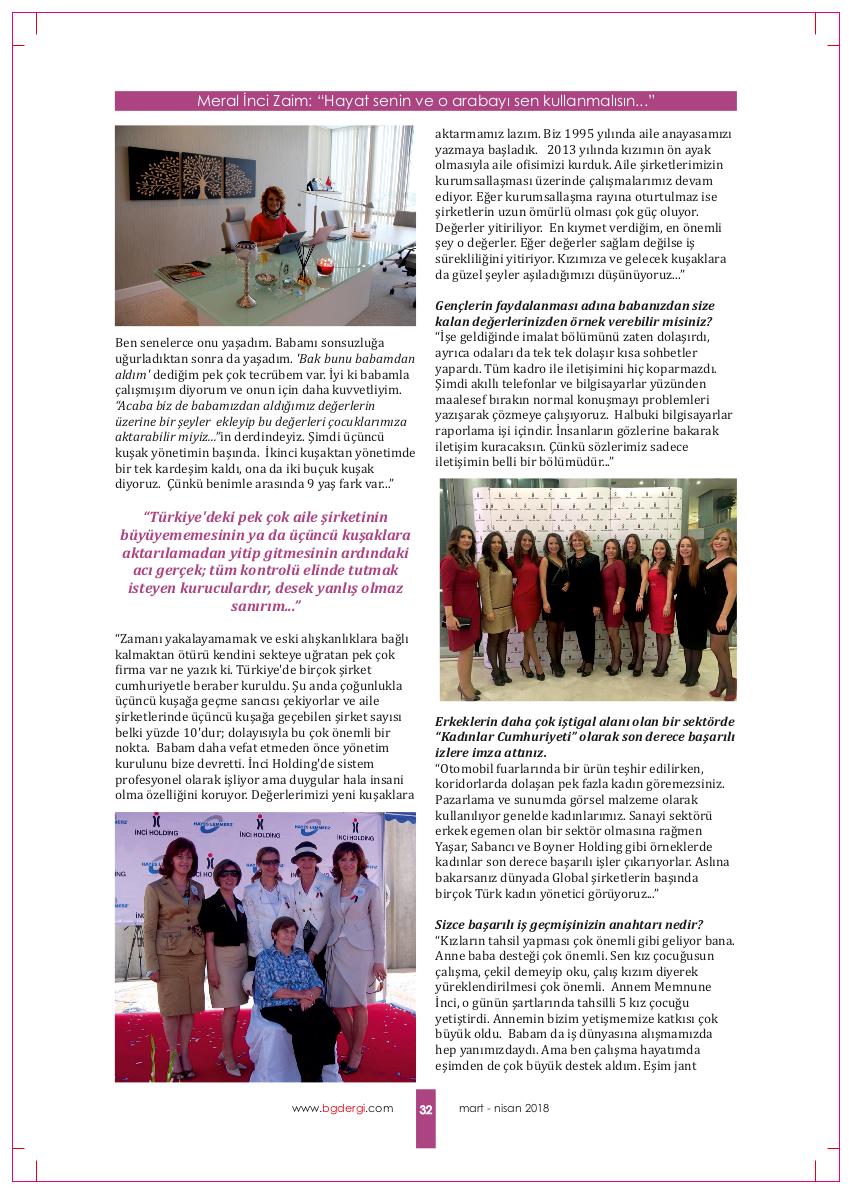 BG Dergi Nisan 2018 - 3